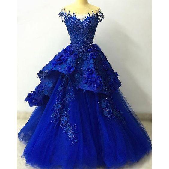 vestidos esponjados elegantes