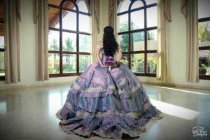 vestidos esponjados para 15 años