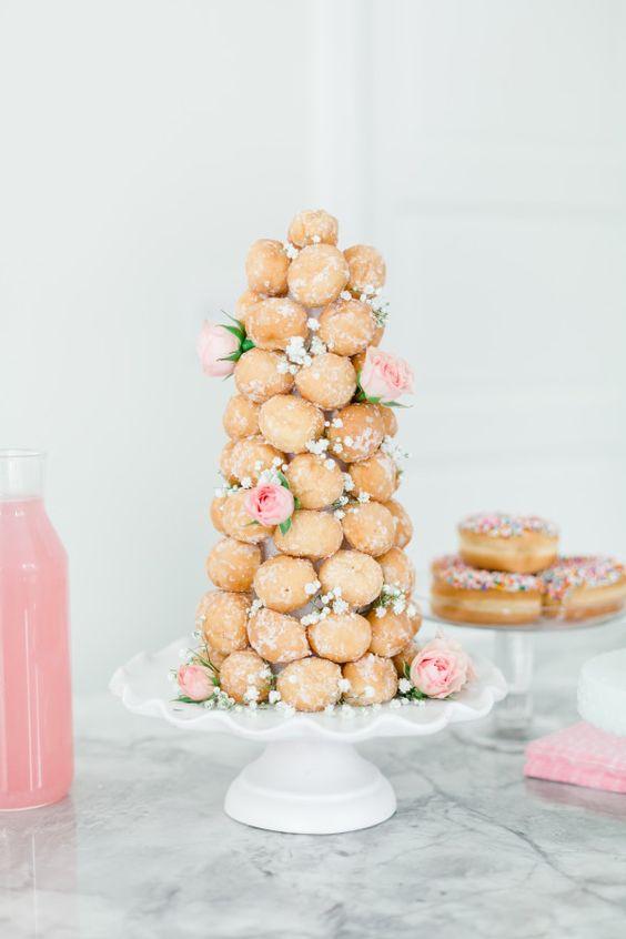 Ideas para una mesa de dulces