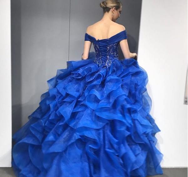 Vestidos Para Xv Años Las Mejores Tendencias Del 2019