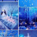 Imágenes de quince años con temática de invierno