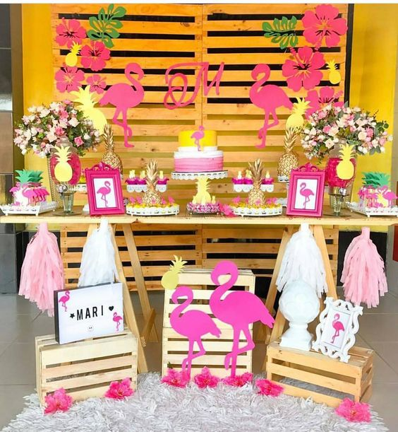 mis dulces 16 decoraciones