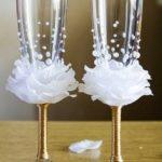 copas decoradas para brindis de xv años