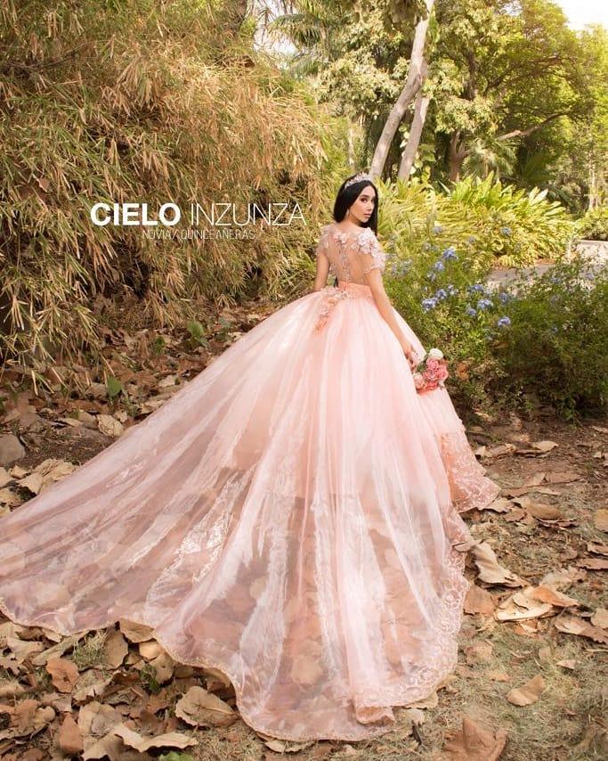 la nueva coleccion de vestidos de quinceañera 2018 - 2019