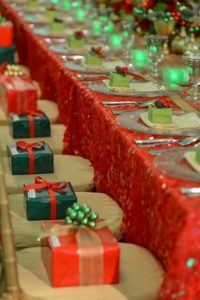 Souvenirs para fiesta de xv años tematica navideña