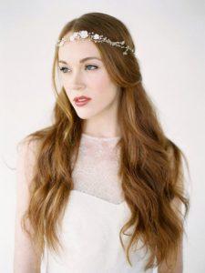 Accesorios de quinceañera para el cabello