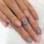 Imágenes de uñas de otoño para quinceañeras