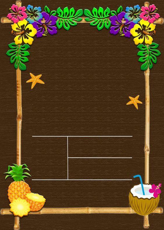 Xv Hawaiano Ideas Para Decorar Una Fiesta Hawaiana