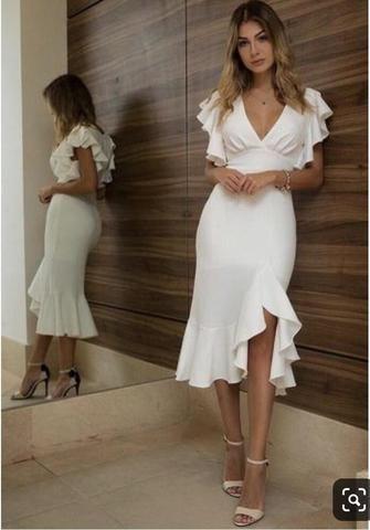 Vestidos de cóctel para madrinas de quinceañeras