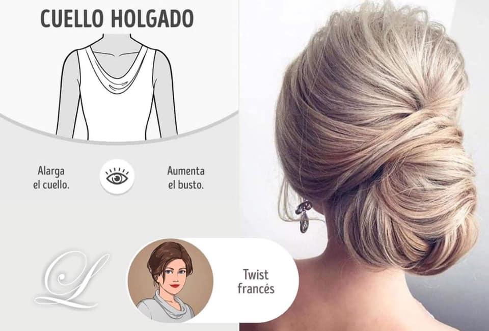 Peinados Para Vestido Escote V Unpasticheorg Ideas Para