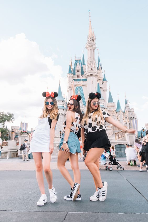 Disneylandia para un viaje de XV