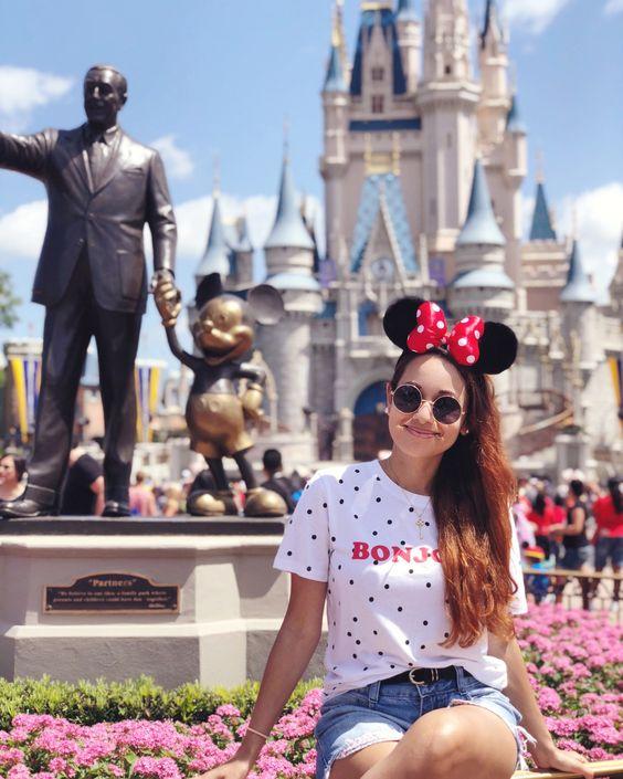 Viaje a Orlando Florida para la quinceañera
