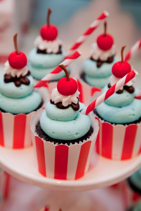 cup cakes individuales