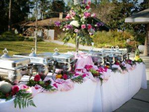 Agrega buffet para los quince