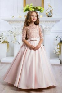 Vestido de fiesta para niña de 12 años 2019
