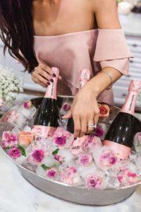 sustituye la cidra por un buen champagne