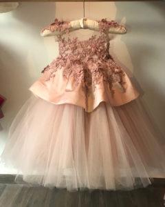 Vestidos Modernos De Damitas Para Quince Años Bordados