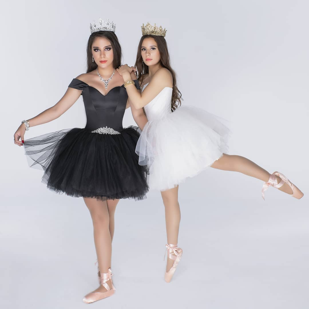 xv años tematicos de bailarinas