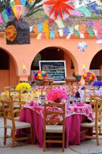 decoracion de quince años mexicanos