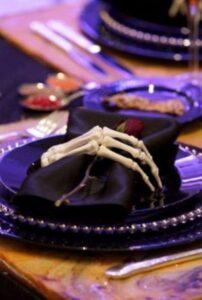 Fiesta de 15 años tematica de halloween