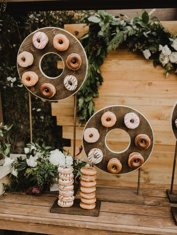 Los 25 buffets de dulces más creativos que hayas visto