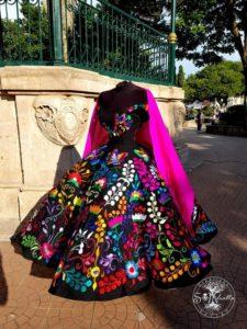 vestidos para xv años estilo mexicanos