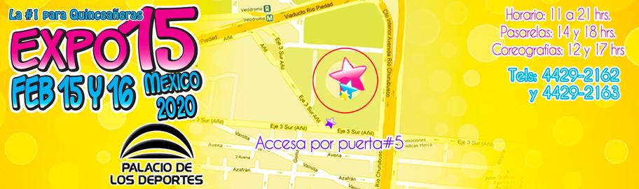 Expo 15 México