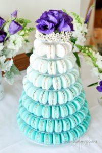 Galletas decoradas por color