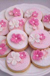 Galletas personalizadas para mesa de dulces para xv años