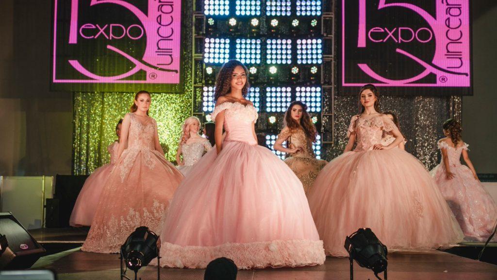 Conocer las nuevas tendencias en decoración de quinceañeras