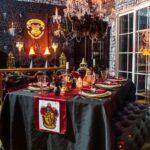Centros de mesa para quince años de Harry Potter