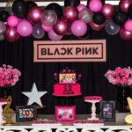 Fiesta de 15 años temática Blackpink