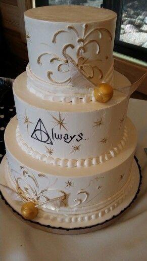Pasteles De 15 Años de Harry Potter