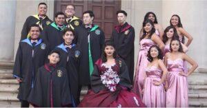 Quince años tematica de Harry Potter