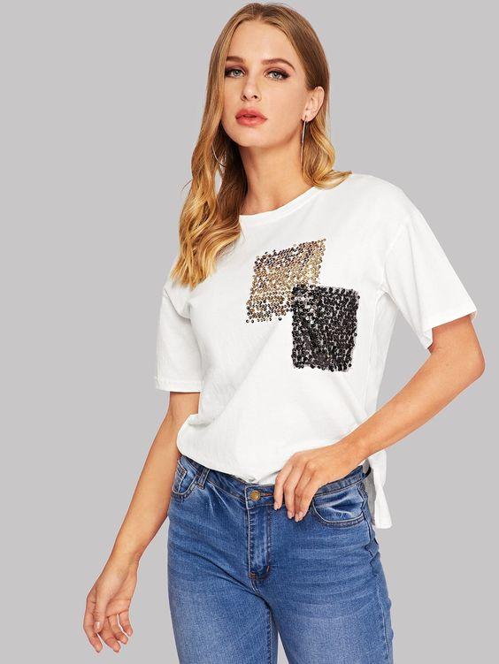 Camisetas shein para niñas de 15 años