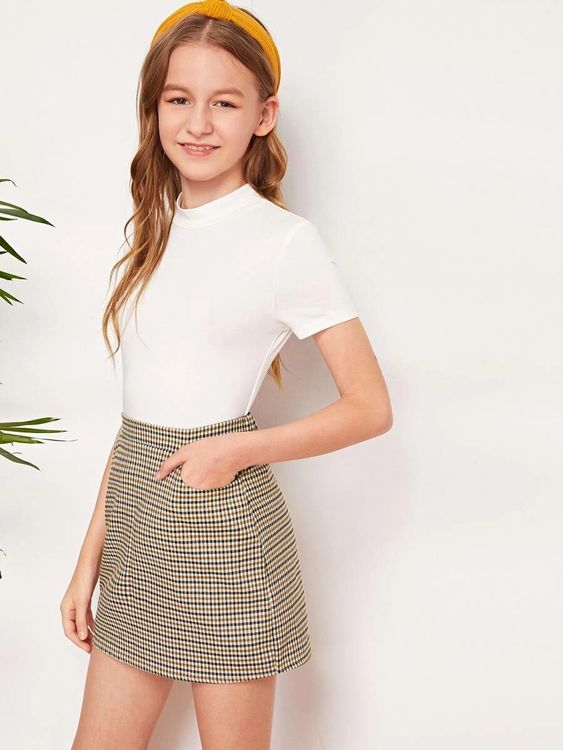 Outfits de dos piezas shein para adolescentes