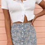 Shein blusas para niñas de quince años