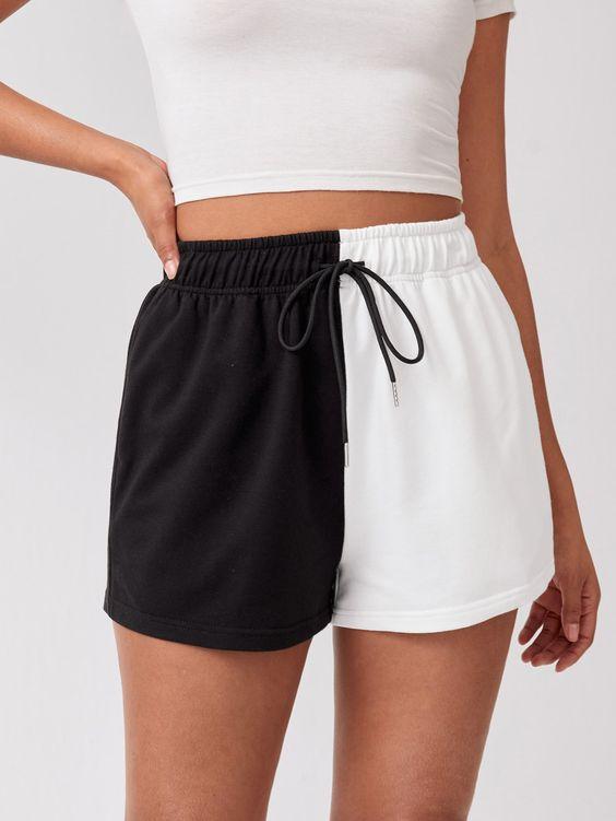 Shorts para adolescentes shein