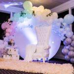 Fondos para fotos decorados con globos