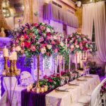 Diseños de arreglos florales para 15 años para iglesia