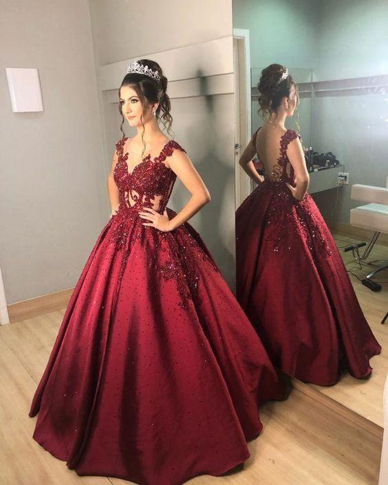 Elige un vestido que te haga sentir cómoda