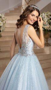 El vestido de tus xv años debe ser a tu gusto